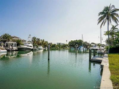 Key Biscayne Single Family Home For Sale: 881 Harbor Dr