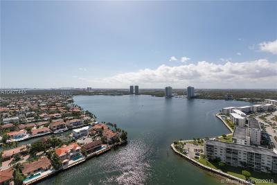 Aventura Condo For Sale: 1000 Island Blvd #2712