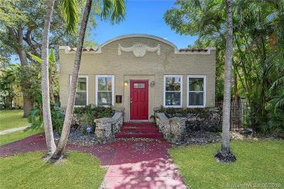 Single Family Home For Sale: 86 NE 47th St