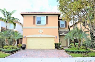 Doral Single Family Home For Sale: 11270 NW 44 Terrace