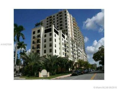 Coral Gables Condo For Sale: 888 S Douglas Rd #1603