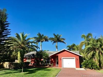 Southwest Ranches Single Family Home For Sale: 5011 SW 199th Ave