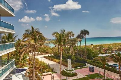 Surfside Condo For Sale: 9401 Collins #304