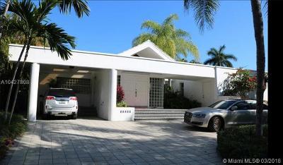 North Miami Single Family Home For Sale: 13225 Arch Creek Ter