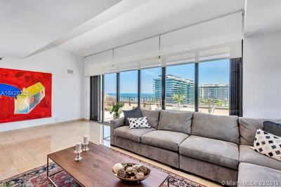 Key Biscayne Condo For Sale: 201 Crandon Blvd #804