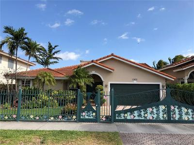 Single Family Home For Sale: 15873 SW 43rd St