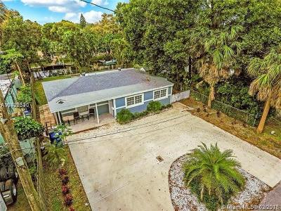 Fort Lauderdale Single Family Home For Sale: 1131 SW 8th Ave