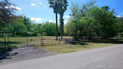 Pinecrest Residential Lots & Land For Sale: 7800 SW 131 St
