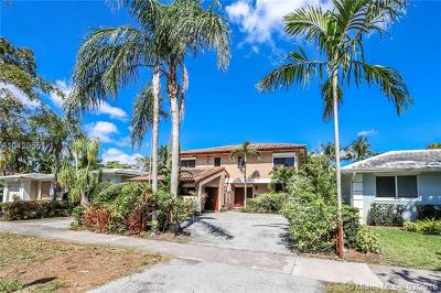 Coral Gables Single Family Home For Sale: 1511 Baracoa Ave