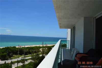Sunny Isles Beach Condo For Sale: 100 Bayview Dr #1215