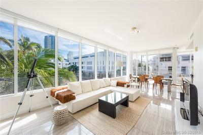 Miami Beach Condo For Sale: 2100 Park Av #207