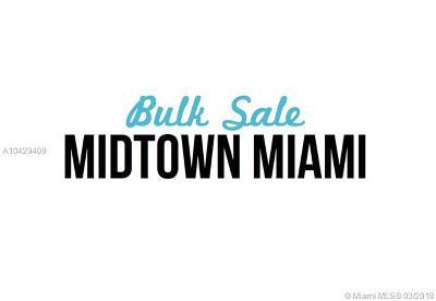 Condo For Sale: 3301 NE 1st Ave #9Units