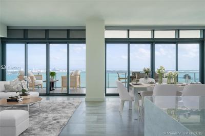Miami-Dade County Condo For Sale: 1451 Brickell Ave. #4502