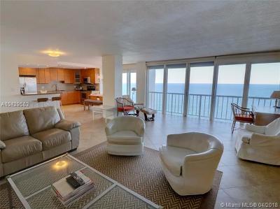 Casa Del Mar Condo Condo For Sale: 881 Ocean Dr #21E
