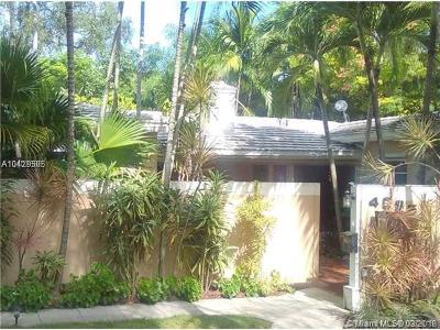 Miami FL Single Family Home For Sale: $1,590,000