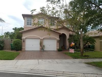 Doral Single Family Home For Sale: 11206 NW 77th Ter