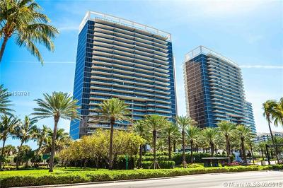 Bal Harbour Condo For Sale: 9705 Collins Ave #2004N