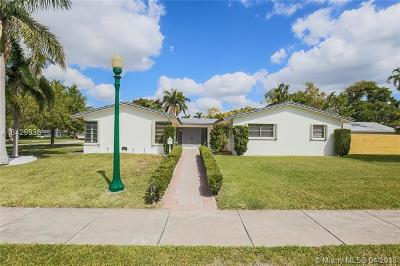Palmetto Bay Single Family Home For Sale: 8661 SW 161 Terrace