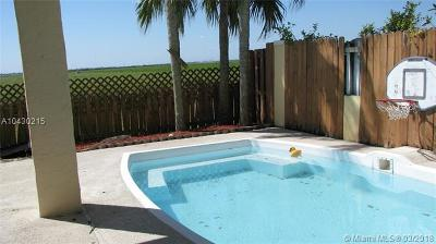 Single Family Home For Sale: 11356 SW 158th Ct