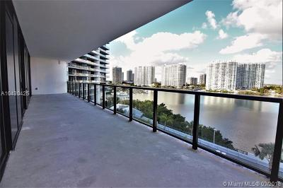 Aventura Condo For Sale: 5000 Island Estates Dr #708S