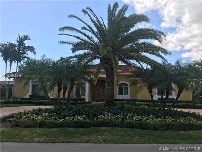 Palmetto Bay Single Family Home For Sale: 8750 SW 164th St