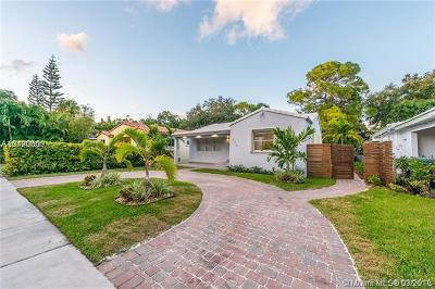 El Portal Single Family Home For Sale: 235 NE 90th Street