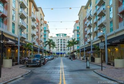 Downtown Dadeland Condo For Sale: 7266 SW 88th St #A308