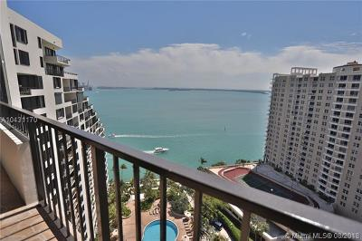 Miami Condo For Sale: 520 Brickell Key Dr. #A2013