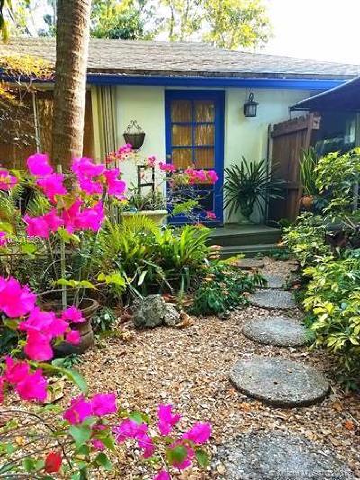 Miami Single Family Home For Sale: 3720 Kumquat Ave