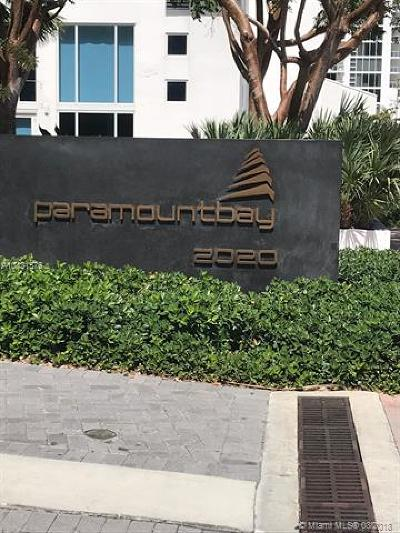 Paramount Bay, Paramount Bay Condo, Paramount Bay Miami Condo Sold