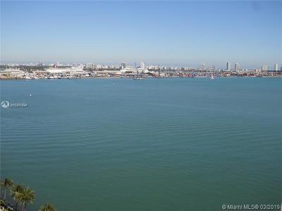 Miami Condo For Sale: 770 Claughton Island Dr #PH-25