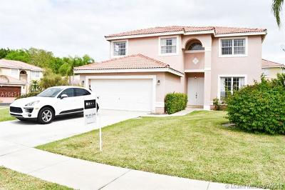 Boca Raton Single Family Home For Sale: 18944 Concerto Dr