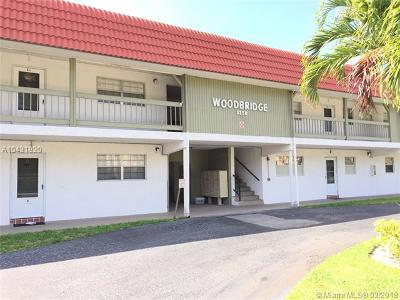 Coral Springs Condo For Sale: 3250 NW 85th Ave #15