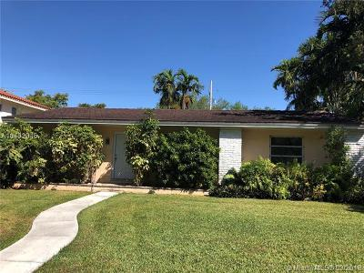 Coral Gables Single Family Home For Sale: 1125 Venetia Ave
