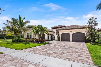 Delray Beach Single Family Home For Sale: 8510 Hawks Gully Ave