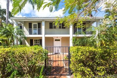 Miami FL Single Family Home For Sale: $1,648,000