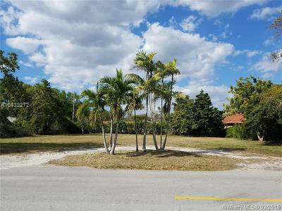 Pinecrest Residential Lots & Land For Sale: 7625 SW 118th St