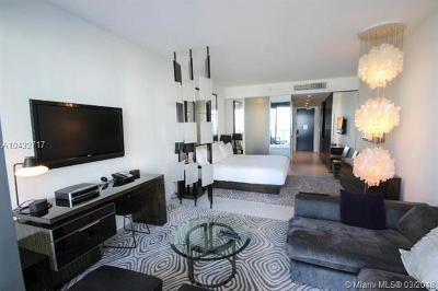 Miami Beach Condo For Sale: 2201 Collins Ave #523