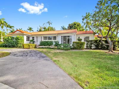 Miami Beach Single Family Home For Sale: 1550 N View Dr