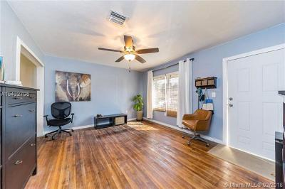 North Miami Single Family Home Backup Contract-Call LA: 12120 NE 11th Court