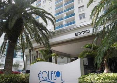 Miami Beach Condo For Sale: 6770 Indian Creek Dr #CU-11F