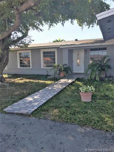 Single Family Home For Sale: 13246 SW 86th Ter