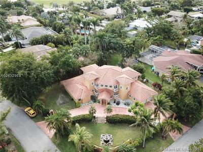 Palmetto Bay Single Family Home For Sale: 7770 SW 160th St