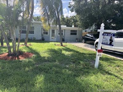 Fort Lauderdale Single Family Home For Sale: 1305 NW 4th Ave