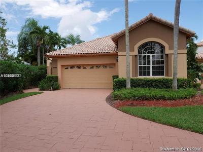 West Palm Beach Single Family Home For Sale: 10155 Osprey Trce