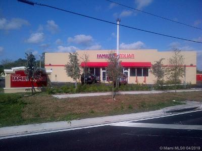 Homestead Commercial For Sale: 28610 SW 157th Ave