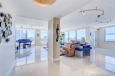 Hollywood Condo For Sale: 2751 S Ocean #1808 N
