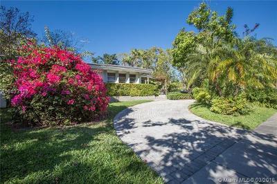 Miami FL Single Family Home For Sale: $1,400,000