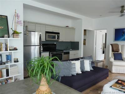 Miami Beach Condo For Sale: 820 Euclid Ave #204