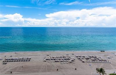 Sunny Isles Beach Condo For Sale: 18101 Collins Av #1407